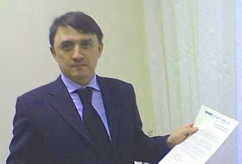 ТОГУЗБАЕВ Олжас Кабдешевич