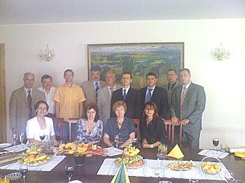 Встреча вПосольстве Беларуси