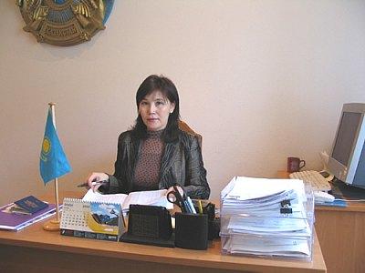 Жазира Мырзакасимова
