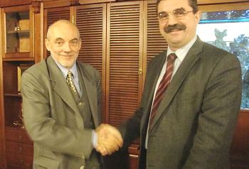 Janos Rekasi and Viktor Daniloh