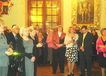 Reception of the Poland Embassy