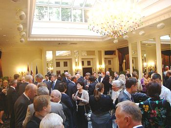 Reception of the Embassy of Slovakia