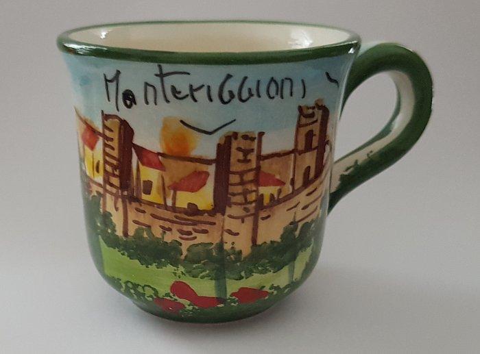 Monteriggioni - Монтериджони
