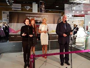 Baltic Beauty 2017 открытие выставки