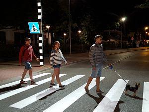 В Юрмале. Пешеходный переход уДзинтари. Чем не Эбби роуд?