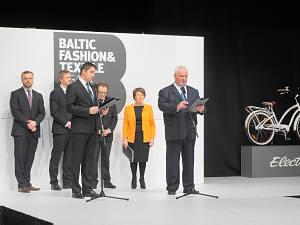 Baltic Fashion &Textile Riga 2015