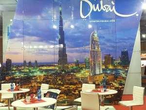 ДТКМ Дубая. Выставка Balttour 2014