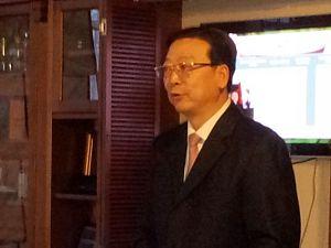 Посол КНР вЛатвии