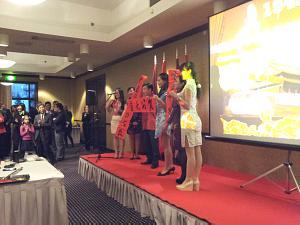 Прием Посольства КНР вЛатвии 30.09.2014