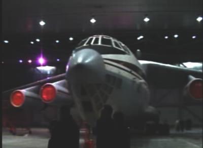 Открытие MRO центра компании Concors ваэропорту Riga 26 января 2007 года