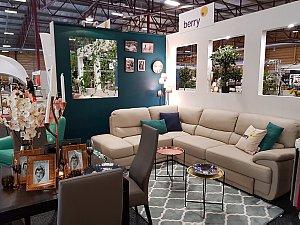 Мебель идизайн  на выставках вРиге