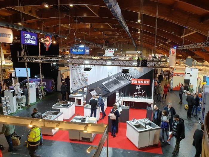 Строительная выставка ДОМ I2019