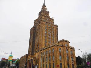 Рига занимает 91 место по рейтингу качества проживания среди городов в2017 году