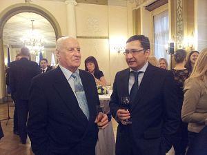 Посол Узбекистана вЛатвии Афзал Артиков