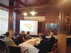 11 апреля 2013 г. Встреча вДипломатическом Клубе