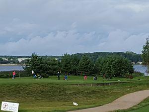 II-ой международный гольф турнир Посла Казахстана