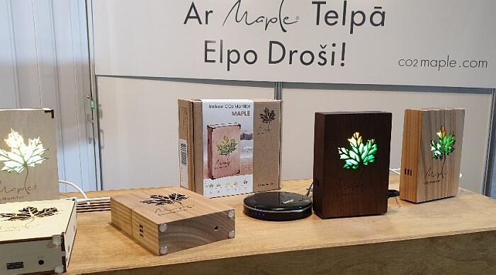 ComfortHome иGreen expo Riga 2019