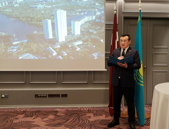 Вечер по случаю празднования Дня первого Президента Республики Казахстан