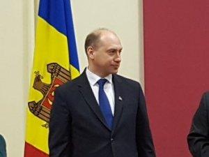 Посол Молдовы вЛатвии Евгений Ревенко