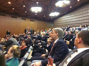 Встреча сПрезидентом Латвии А. Берзиньшем