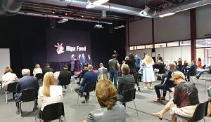 Выставка Riga Food 2020