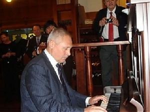 Юрис Савицкис вДипломатическом экономическом клубе