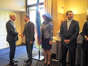 Прием Посольства Узбекистана
