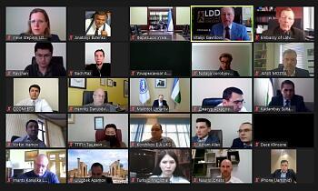 Biznesa padome Latvijā Uzbekistāna