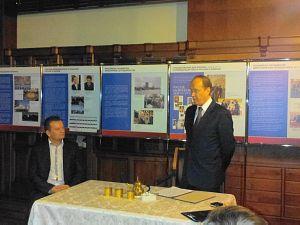 Посол России вЛатвии Александр Вешняков