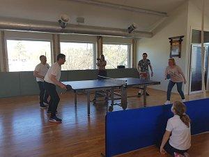 Турнир Дипломатического клуба по настольному теннису
